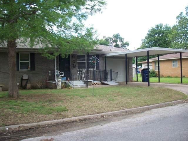 1203 E Kean Street, Wynnewood, OK 73098 (MLS #960429) :: Homestead & Co