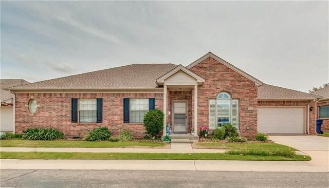 4620 NW 25th Place, Oklahoma City, OK 73127 (MLS #960458) :: The UB Home Team at Whittington Realty