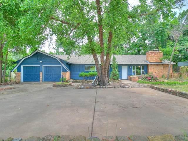 5730 N Meridian Avenue, Oklahoma City, OK 73112 (MLS #960562) :: Keller Williams Realty Elite