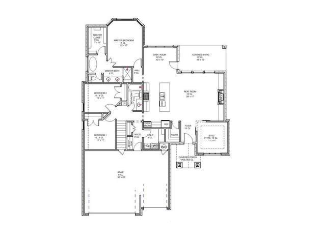 4700 Bermuda Drive, Mustang, OK 73064 (MLS #960611) :: ClearPoint Realty