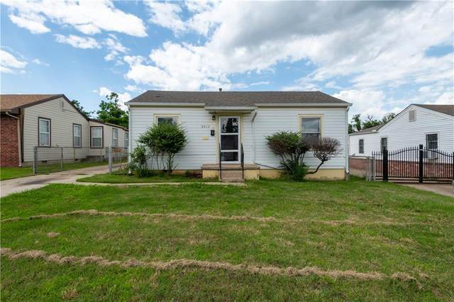 2613 NE 20th Street, Oklahoma City, OK 73111 (MLS #960635) :: ClearPoint Realty