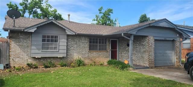 2920 SW 63rd Street, Oklahoma City, OK 73159 (MLS #960664) :: The UB Home Team at Whittington Realty