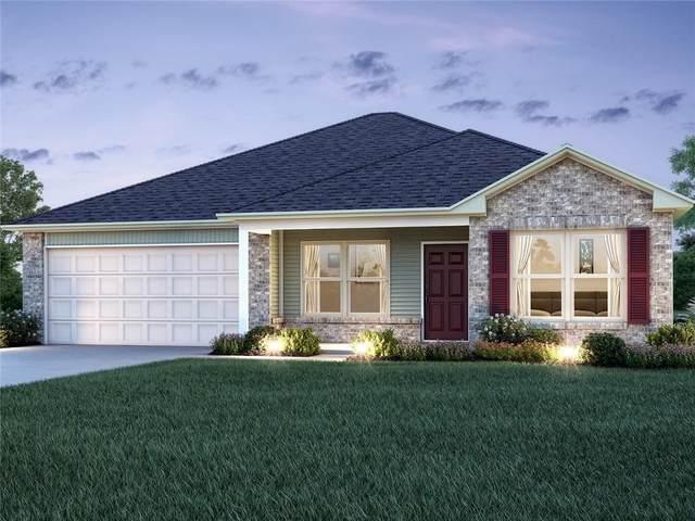 21202 Winding Brook, Harrah, OK 73045 (MLS #960667) :: Homestead & Co