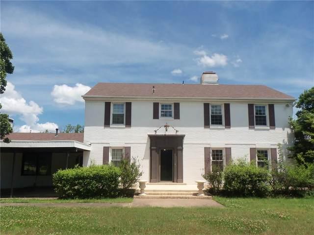 2500 E Highland Street, Shawnee, OK 74801 (MLS #960704) :: The UB Home Team at Whittington Realty