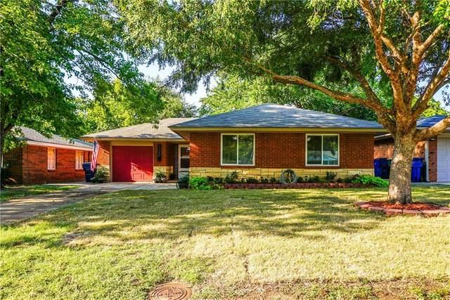 1725 Westchester Drive, Oklahoma City, OK 73120 (MLS #960716) :: Homestead & Co