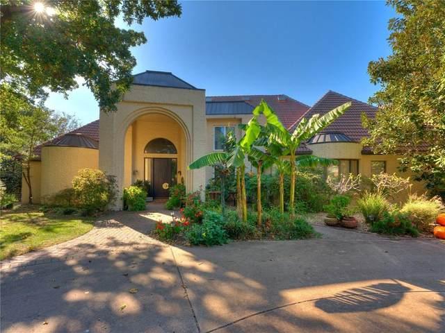 5705 Country Club Terrace, Edmond, OK 73025 (MLS #960719) :: Homestead & Co