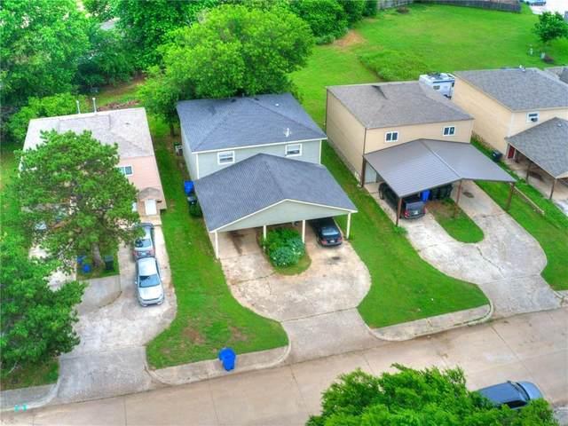 627 Sinclair Drive, Norman, OK 73071 (MLS #960727) :: Meraki Real Estate