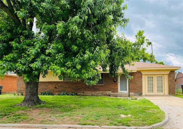 2405 S Mansfield Street, Del City, OK 73115 (MLS #960731) :: Homestead & Co