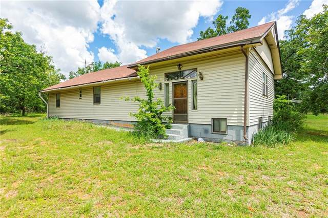 2408 County Road 1270 Road, Blanchard, OK 73010 (MLS #960762) :: ClearPoint Realty
