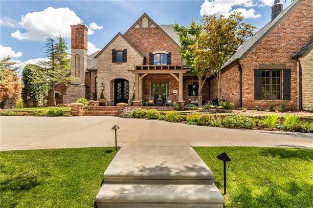 14816 Aurea Lane, Oklahoma City, OK 73142 (MLS #960781) :: Keller Williams Realty Elite