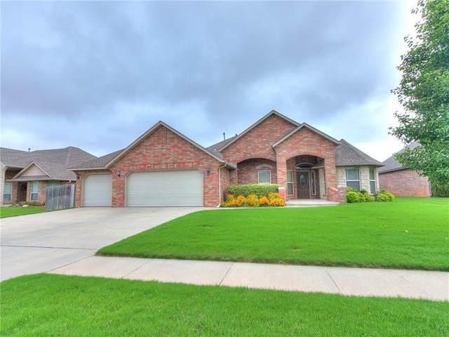 1301 Sawgrass Drive, Norman, OK 73072 (MLS #960806) :: KG Realty