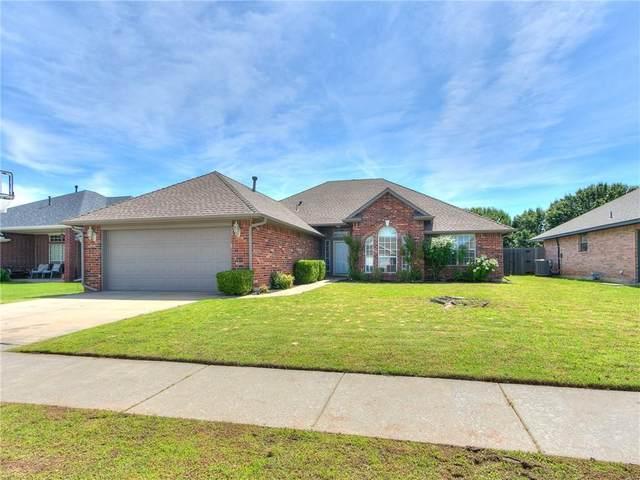 15604 Steppingstone Court, Oklahoma City, OK 73170 (MLS #960808) :: KG Realty