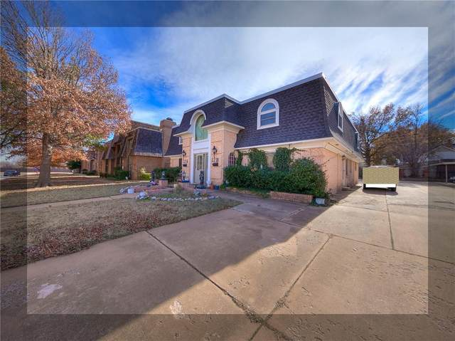 2218 NW 49th Street 2216/2218, Oklahoma City, OK 73112 (MLS #960840) :: The UB Home Team at Whittington Realty