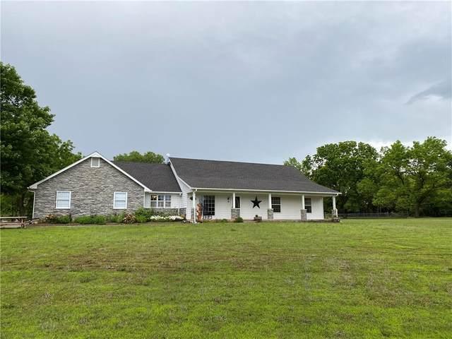 16 Pond View, Shawnee, OK 74801 (MLS #960846) :: Homestead & Co