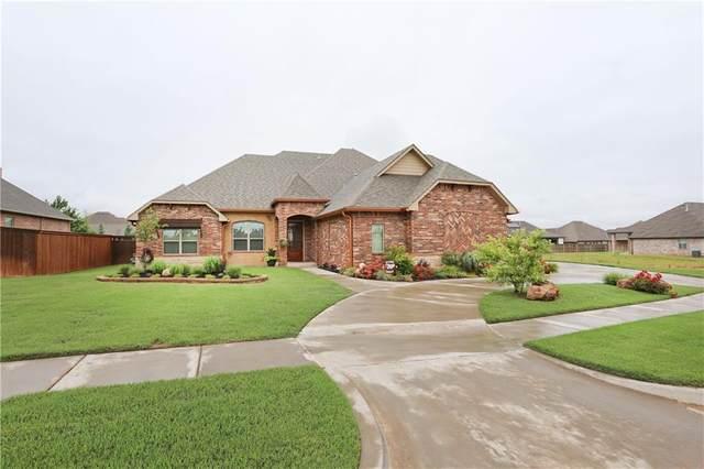 3817 Hunter Glen Drive, Oklahoma City, OK 73179 (MLS #960848) :: ClearPoint Realty