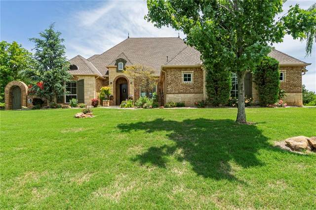 9516 Towry Court, Oklahoma City, OK 73165 (MLS #960863) :: ClearPoint Realty