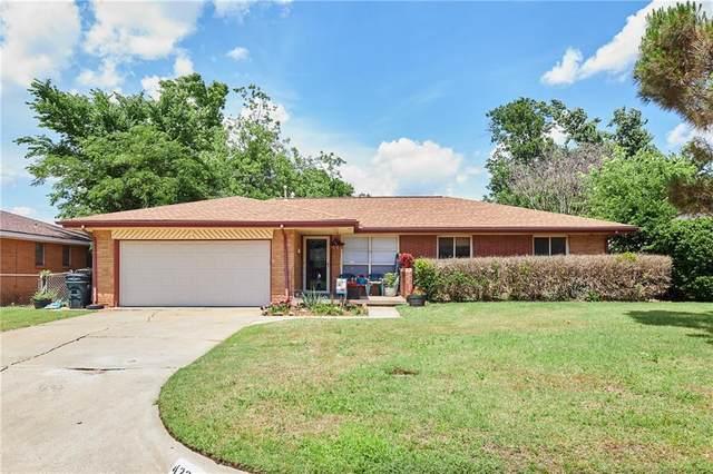 4321 SE 12th Street, Del City, OK 73115 (MLS #960868) :: Meraki Real Estate