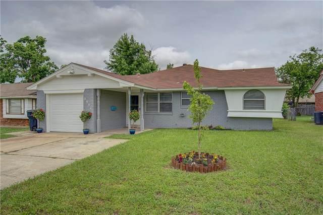 8804 Lawton Avenue, Oklahoma City, OK 73159 (MLS #960874) :: Keller Williams Realty Elite
