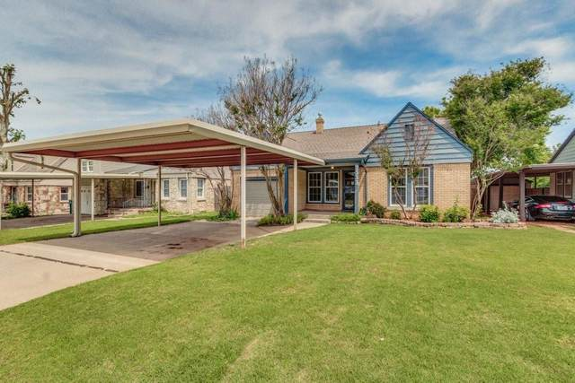 2333 Cashion Place, Oklahoma City, OK 73112 (MLS #960919) :: Erhardt Group at Keller Williams Mulinix OKC