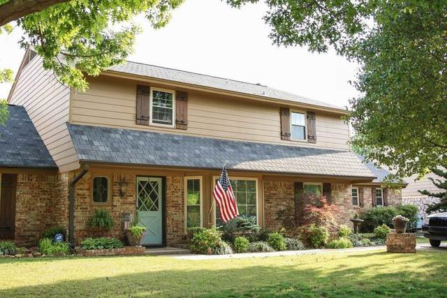 3028 Willow Brook Road, Oklahoma City, OK 73120 (MLS #960938) :: Homestead & Co