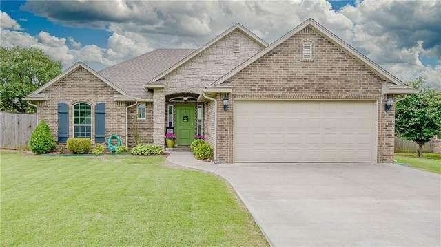 556 Montana Street, Jones, OK 73049 (MLS #960940) :: Homestead & Co