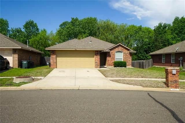 401 Spring Creek Road, Oklahoma City, OK 73117 (MLS #960955) :: Homestead & Co