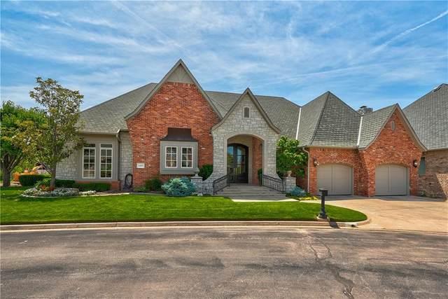 14805 Hollyhock Drive, Oklahoma City, OK 73142 (MLS #960960) :: Maven Real Estate