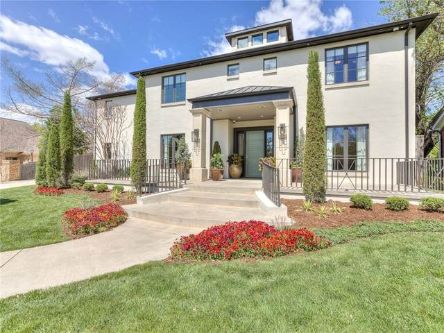 1913 Huntington Avenue, Nichols Hills, OK 73116 (MLS #960966) :: ClearPoint Realty