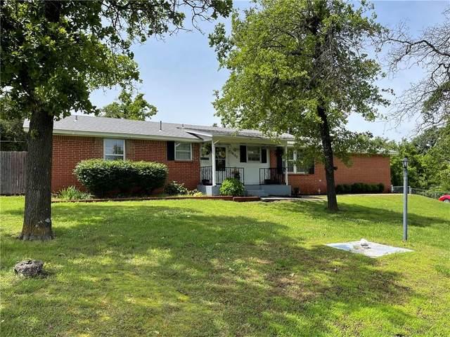 14100 NE 21st Street, Choctaw, OK 73020 (MLS #960969) :: KG Realty