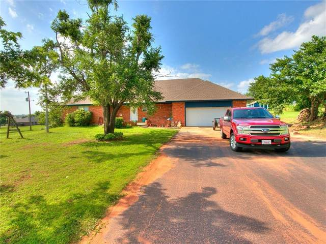 2464 Fox Lane, Blanchard, OK 73010 (MLS #960982) :: Maven Real Estate