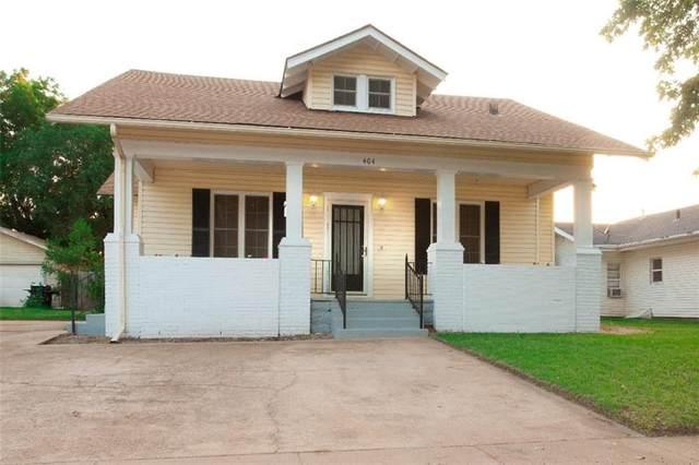 404 S 9th Street, Clinton, OK 73601 (MLS #961007) :: Homestead & Co