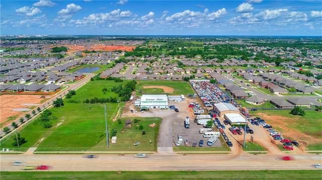 3020 N Eastern Avenue, Moore, OK 73160 (MLS #961066) :: Maven Real Estate