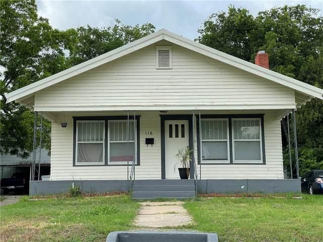 116 E Kirk Street, Shawnee, OK 74801 (MLS #961111) :: ClearPoint Realty