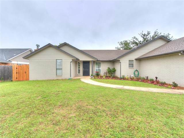 14100 Chickasaw Drive, Edmond, OK 73013 (MLS #961131) :: Homestead & Co