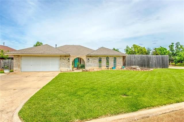 6828 N Comanche Avenue, Warr Acres, OK 73132 (MLS #961135) :: KG Realty