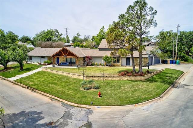 2320 NW 59th Street, Oklahoma City, OK 73112 (MLS #961205) :: ClearPoint Realty