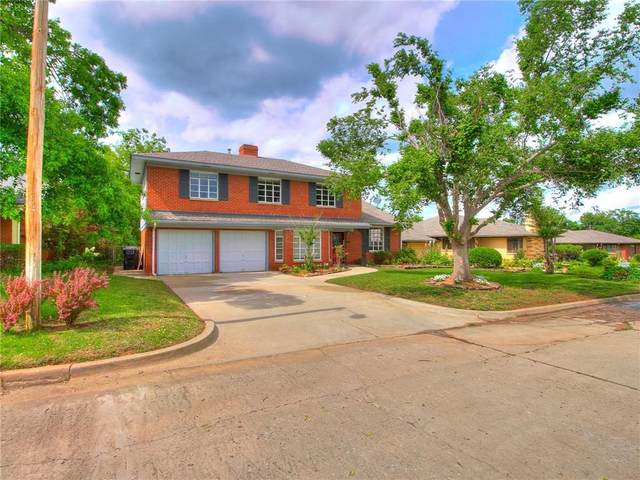 2717 Cashion Place, Oklahoma City, OK 73112 (MLS #961251) :: The UB Home Team at Whittington Realty