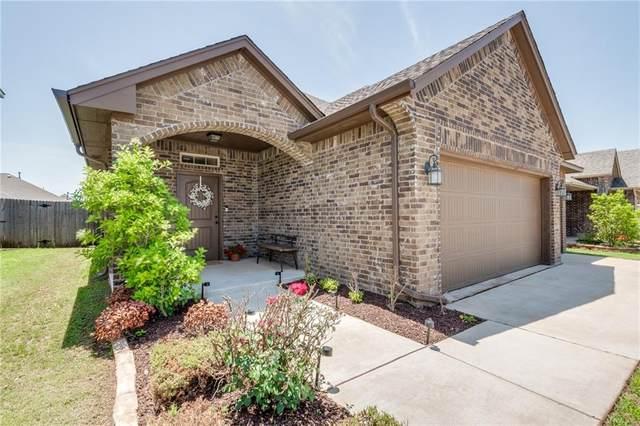 2420 NW 195th Street, Edmond, OK 73012 (MLS #961258) :: Meraki Real Estate