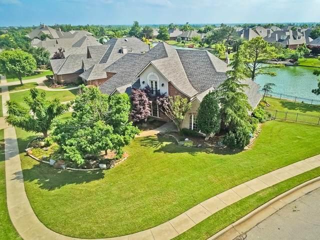 10801 Waterside Drive, Oklahoma City, OK 73170 (MLS #961259) :: KG Realty