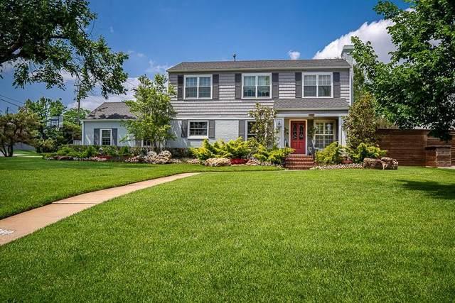 1129 Hemstead Place, Nichols Hills, OK 73116 (MLS #961274) :: ClearPoint Realty