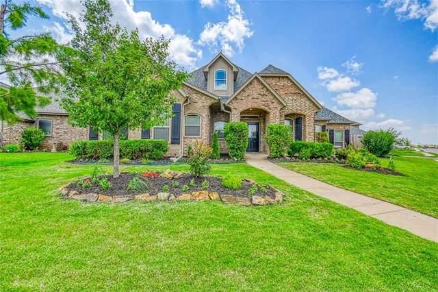 16925 Triana Drive, Oklahoma City, OK 73170 (MLS #961280) :: Homestead & Co