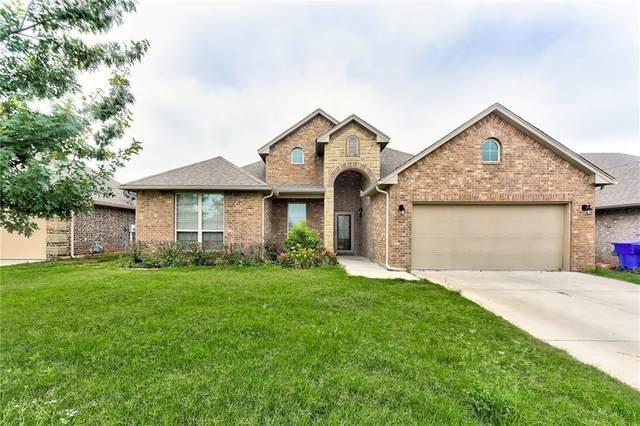 1404 Skyler Way, Norman, OK 73072 (MLS #961281) :: Homestead & Co