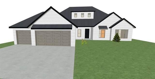3424 Sagebrush Place, Yukon, OK 73099 (MLS #961322) :: Erhardt Group