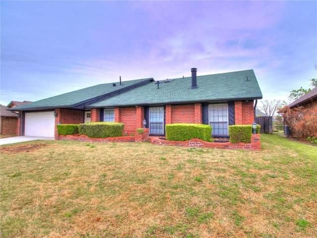 14108 Osage Drive, Edmond, OK 73013 (MLS #961339) :: Homestead & Co
