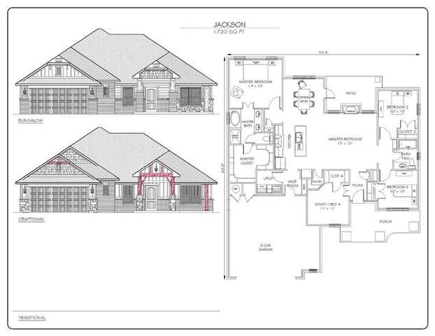 201 Mountain Laurel Way, Noble, OK 73068 (MLS #961345) :: Erhardt Group at Keller Williams Mulinix OKC