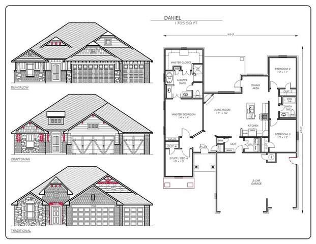 1108 Magnolia Drive, Noble, OK 73068 (MLS #961352) :: Erhardt Group at Keller Williams Mulinix OKC