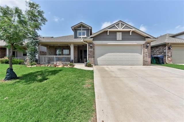 15509 Boulder Drive, Edmond, OK 73013 (MLS #961369) :: ClearPoint Realty