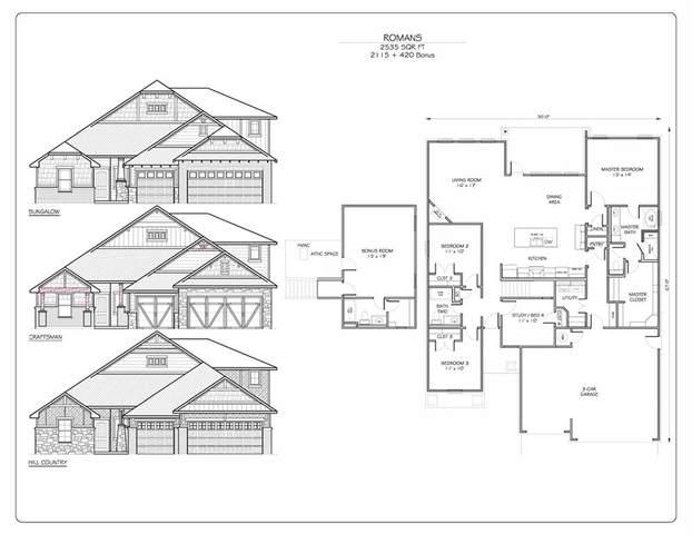 2701 SE 22ND Street, Moore, OK 73160 (MLS #961370) :: Homestead & Co