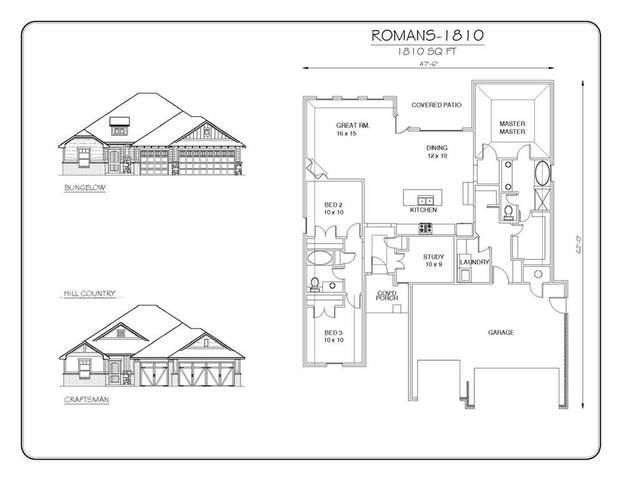 2717 SE 22 Street, Moore, OK 73160 (MLS #961372) :: Homestead & Co
