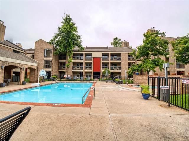 600 NW 4th Street 105N, Oklahoma City, OK 73102 (MLS #961384) :: Keller Williams Realty Elite